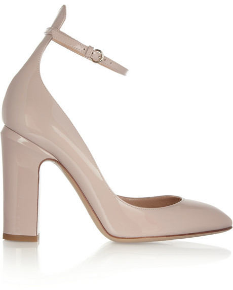 Valentino Patent-leather pumps