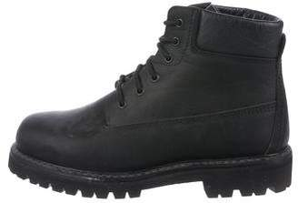 Adam Kimmel Leather Site Boots
