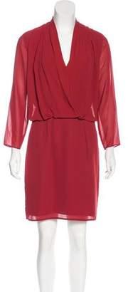 Reiss Silk Knee-Length Dress