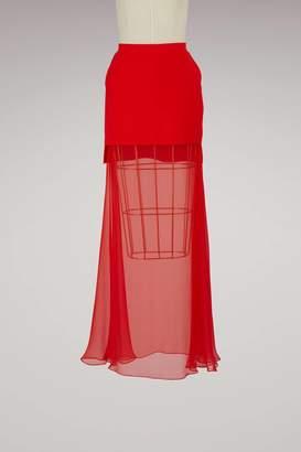Givenchy Long skirt