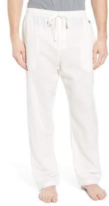 Polo Ralph Lauren Walker Cotton & Linen Lounge Pants