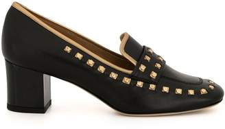 Tory Burch studded 55mm loafers