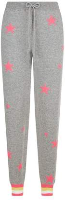 Chinti and Parker Striped Cuff Stars Sweatpants