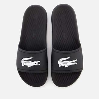 1f50300785e6 Lacoste Men s Croco Slide 119 1 Sandals