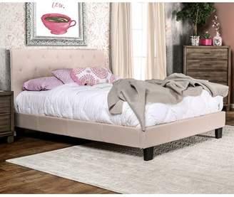 Hokku Designs Chernoll Upholstered Platform Bed