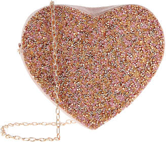Monsoon Daia Dazzle Heart Bag