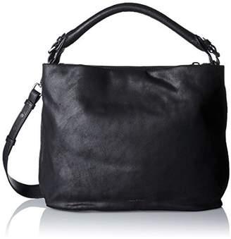 Marc O'Polo Eight, Women's Shoulder Bag, Schwarz (), 14x49x42 cm (B x H T)