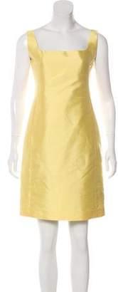 Ralph Lauren Black Label Silk Cocktail Dress