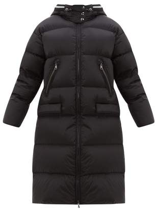 Bogner Honey D Down Filled Puffer Coat - Womens - Black