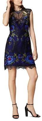 Karen Millen Floral Embroidered Lace Dress
