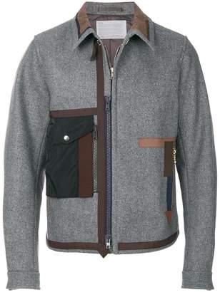 Kolor フラップポケット ジャケット