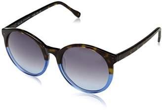 Elie Tahari Women's EL217 TSBL Round Sunglasses