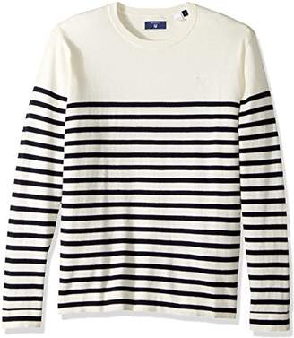 Gant Men's Breton Crew Sweater