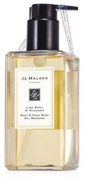 Jo Malone NEW Lime Basil & Mandarin Body & Hand Wash (With Pump) 250ml Perfume