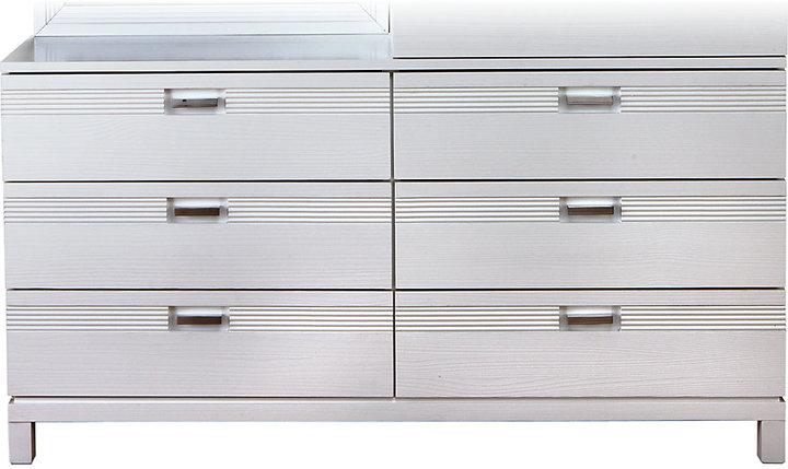 Gardenia White Dresser
