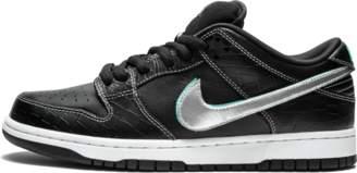 Nike Dunk Low Pro OG QS Black/Chrome