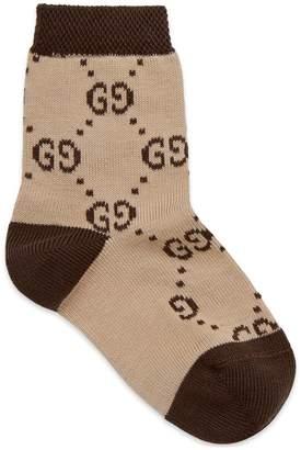 Gucci Baby GG socks