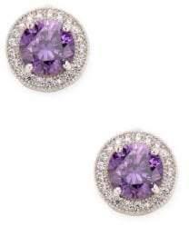 Rivka Friedman Crystal Stud Earrings