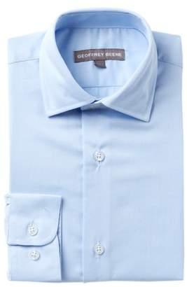 Geoffrey Beene Solid Button Down Dress Shirt (Toddler, Little Boys, & Big Boys)