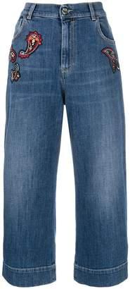 Pinko Brenda cropped jeans
