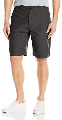 Obey Men's Lagger Patch Pocket Twill Short