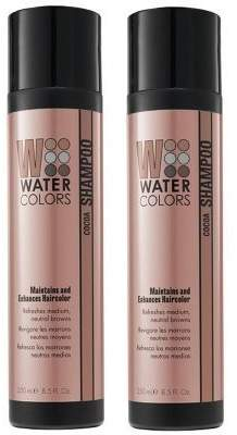 Tressa Watercolors Color Maintenance Cocoa Shampoo 8.5 oz (Set of 2)