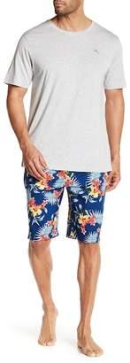 Tommy Bahama Tropical Floral 2-Piece PJ Set