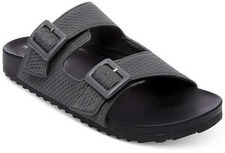 Madden-Girl Chase Footbed Sandals
