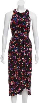 Yumi Kim Silk Printed Dress w/ Tags