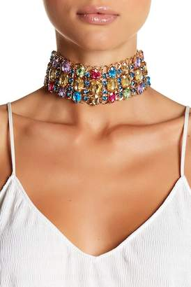 Eye Candy Los Angeles Candy Color Choker Necklace