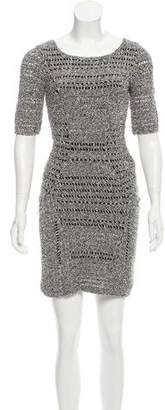 Rag & Bone Knit Cutout Dress