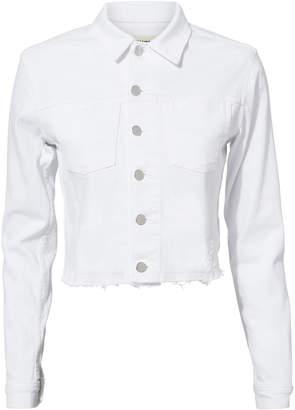 L'Agence Zuma White Jacket