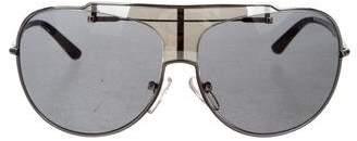 Valentino Rockstud Aviator Sunglasses