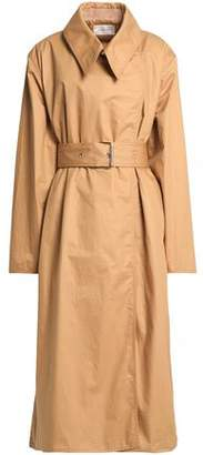 Lemaire Double-Breasted Cotton-Blend Poplin Trench Coat