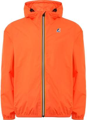 K-Way Men's Water Resistant Le Vrai Claude 3.0 Jacket L