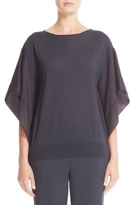 Women's Fabiana Filippi Cashmere & Silk Top $955 thestylecure.com