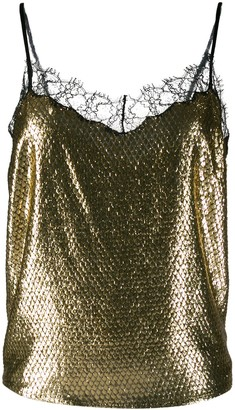 Etro lace camisole