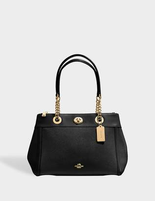 Coach Turnlock Edie Carryall