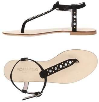 Fiorangelo Toe post sandal