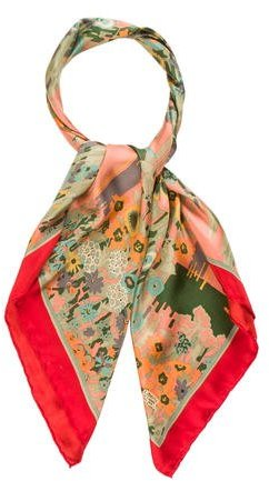 Liberty of London Silk Printed Scarf