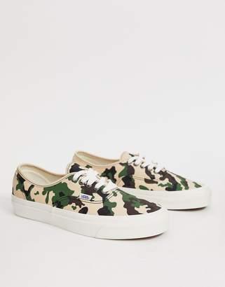 030b81227d Vans Beige Rubber Sole Shoes For Men - ShopStyle Australia