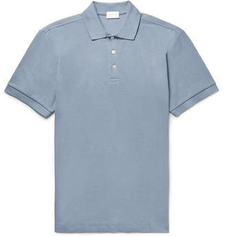 Handvaerk Pima Cotton-Piqué Polo Shirt