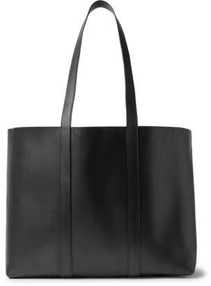 Mansur Gavriel East West Leather Tote Bag