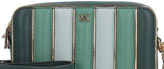 Michael Kors Tri-color Leather Camera Bag