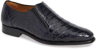 Mezlan Gere Genuine Crocodile Slip-On