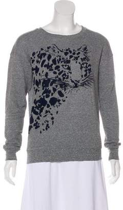 Current/Elliott Graphic Print Sweatshirt