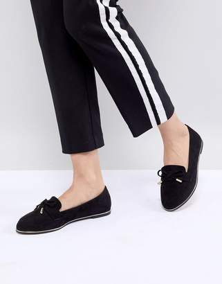Asos Design Mossy Flat Shoes