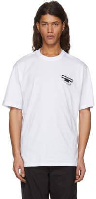Versus White Logo T-Shirt