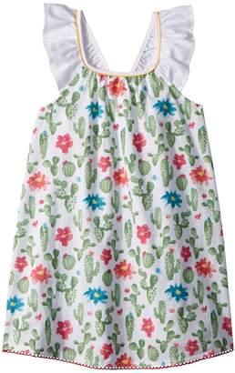 Mud Pie Desert Bloom Sleeveless Dress Girl's Dress