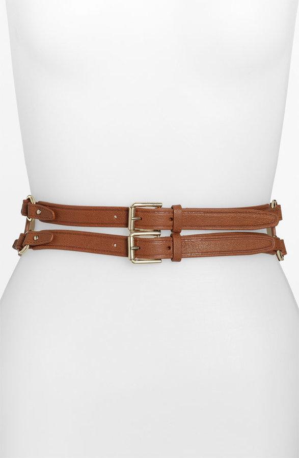 Cole Haan 'Zoe' Wide Waist Belt